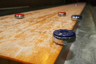 SOLO® Shuffleboard Movers Northampton, Massachusetts.